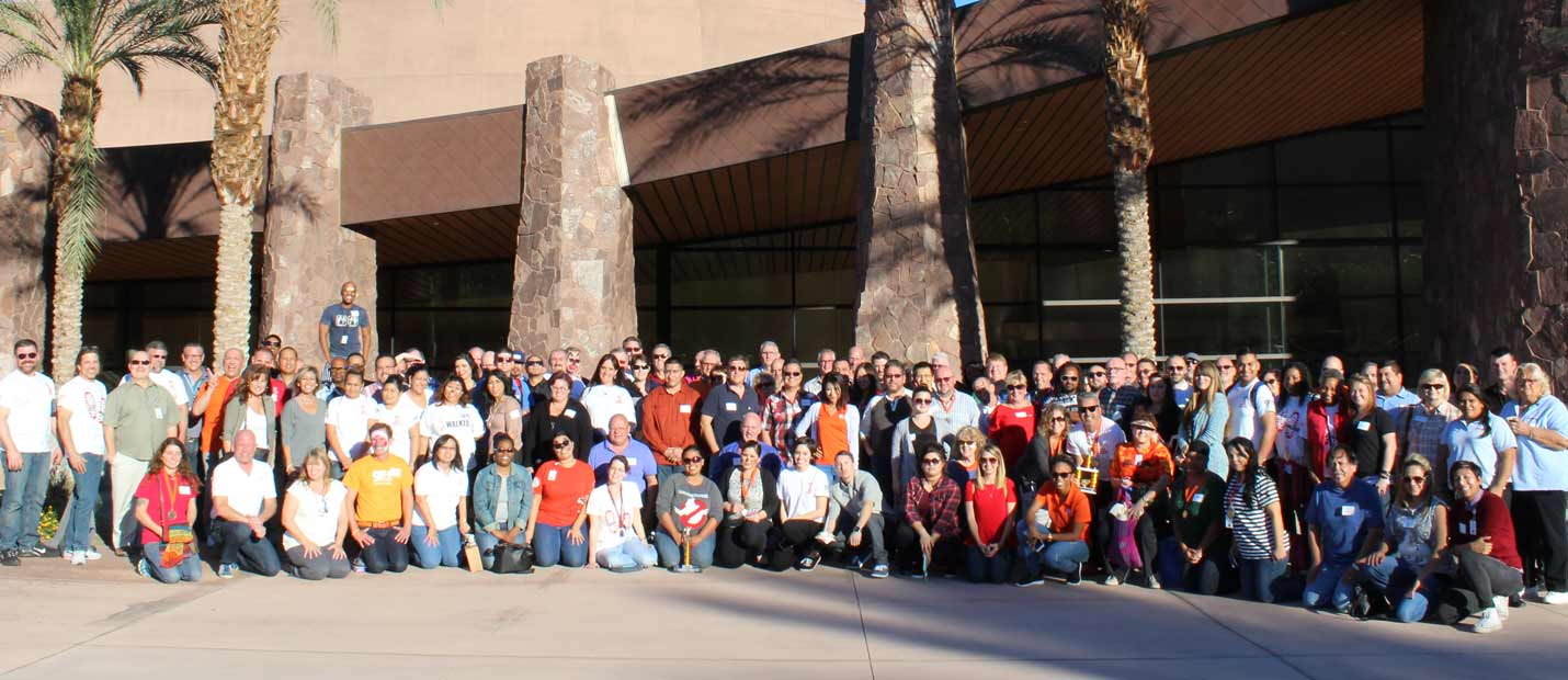 Desert AIDS Project and Revivals Staff 2015