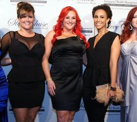 Fashion at the Steve Chase Humanitarian Awards Gala