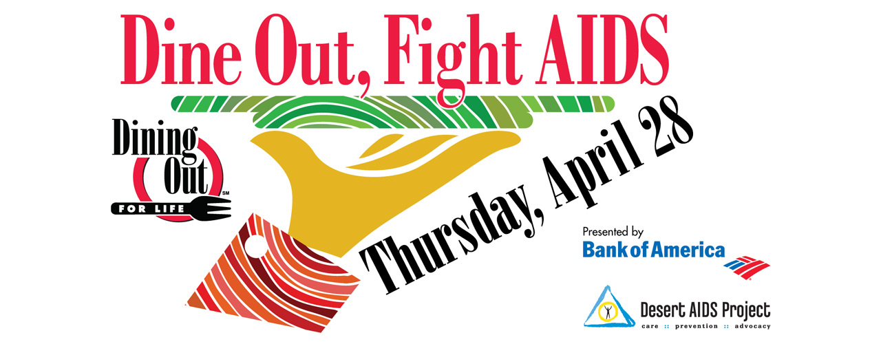 Dining Out For Life, Presented by Bank of America, Returns Thursday, April 28th