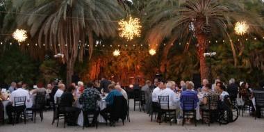 Dinnert At My Place 2015 held at The Living Desert