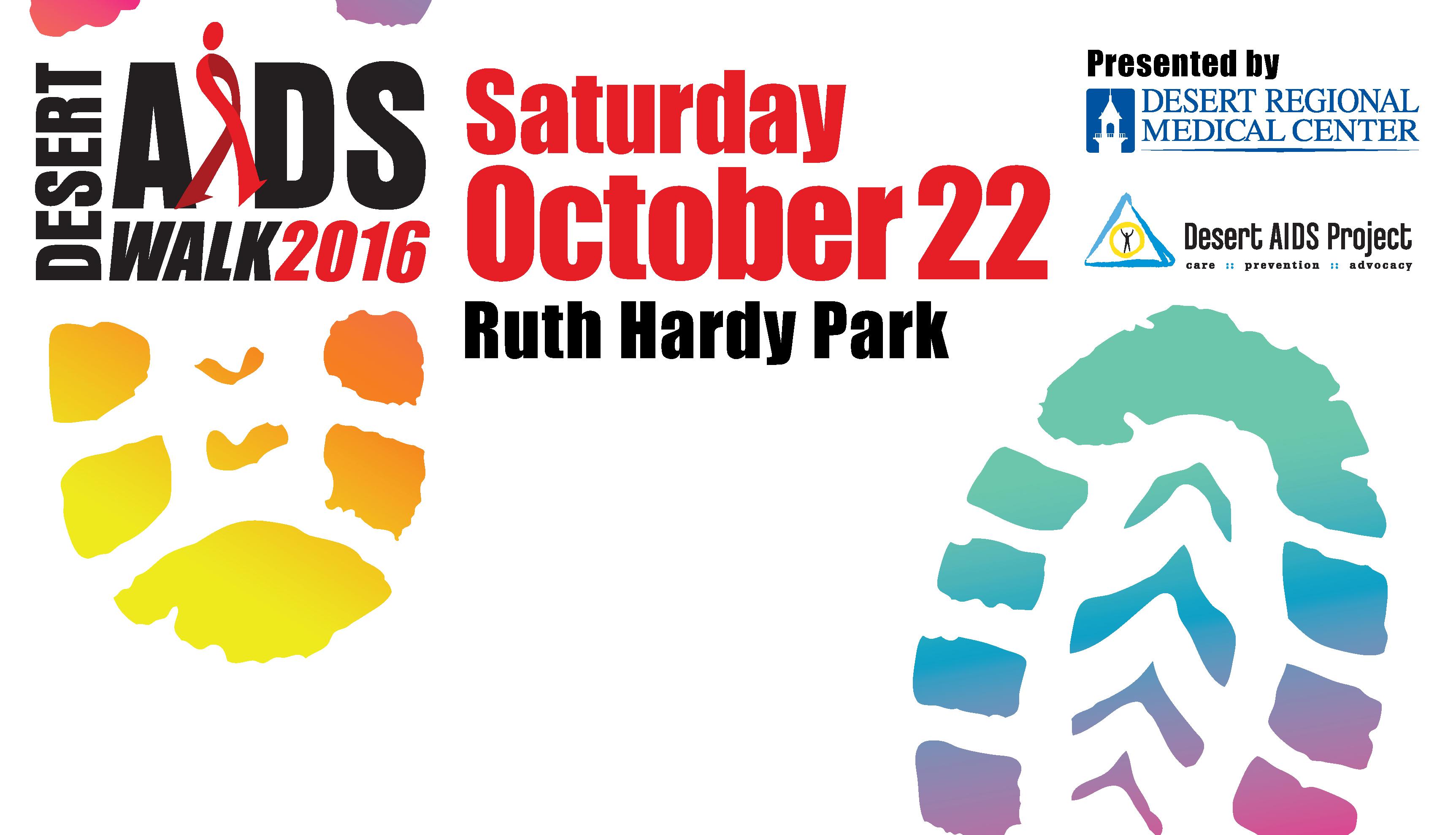 Desert AIDS Walk October 22 Ruth Hardy P …
