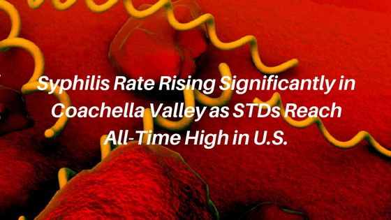 Syphilis Rate Rising Significantly in Co …