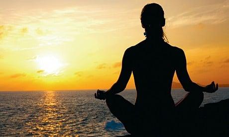 Stress relief through Transcendental Med …