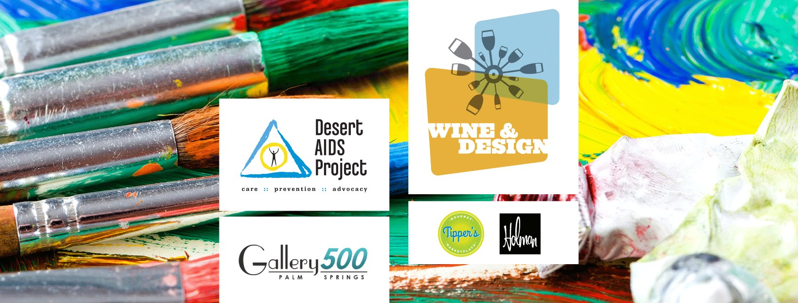 Wine and Design Event Benefitting D.A.P. …