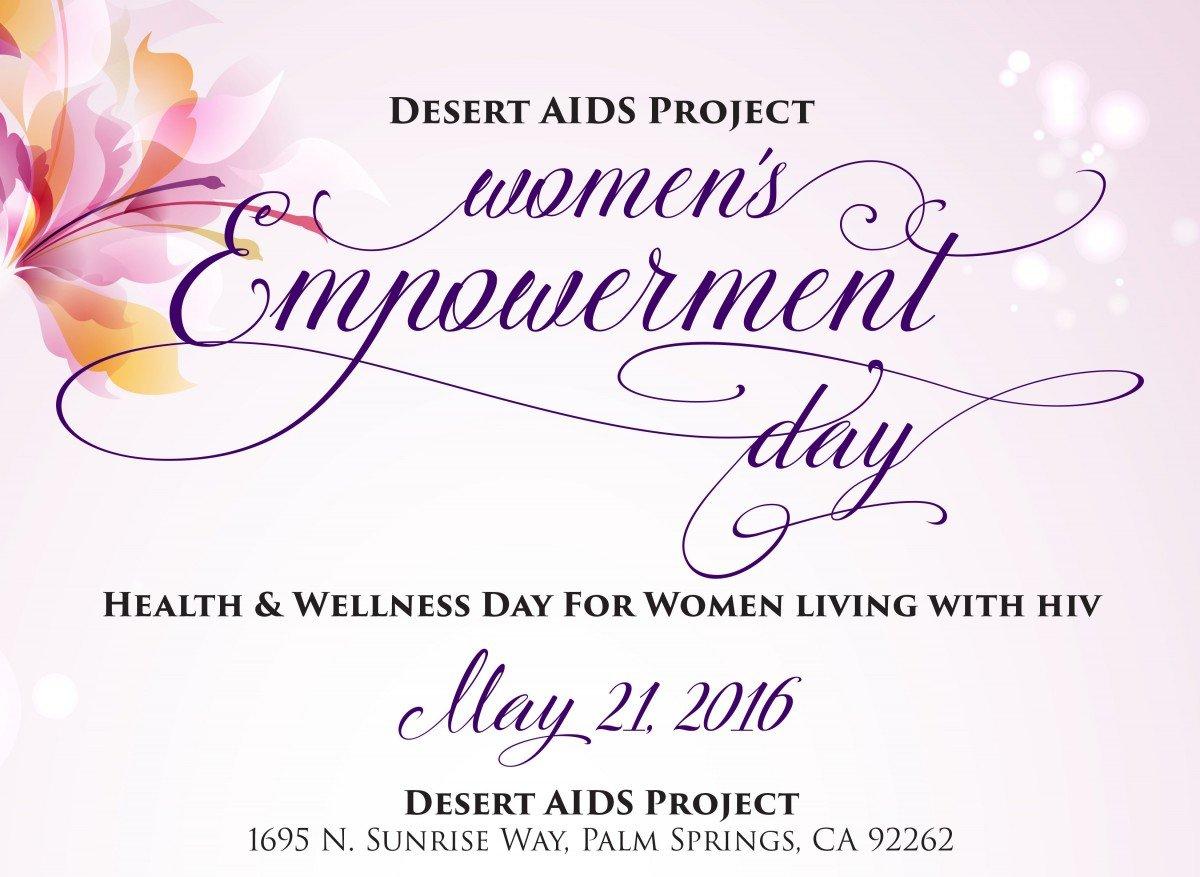 Women's Empowerment Day invites sharin …