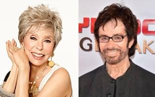 "Rita Moreno and George Chakiris of ""We …"