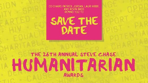 Steve Chase Humanitarian Awards 2020