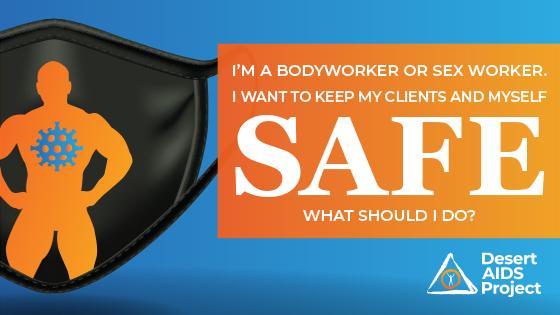 COVID-19: I'm a bodyworker or sex work …