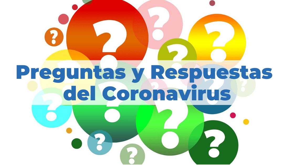 Preguntas Y Respuestas Del Coronavirus Desert Aids Project