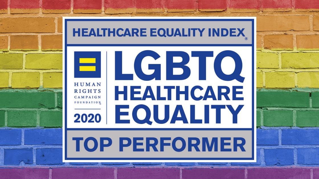 "DAP earns ""LGBTQ Health Care Equality  …"