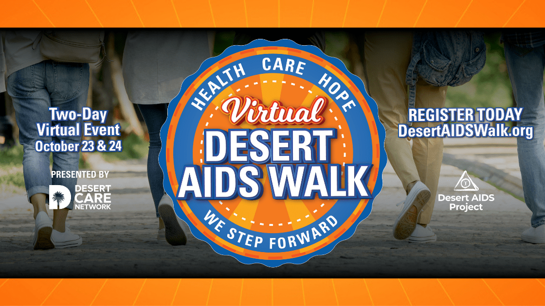 Hope is Theme of Desert AIDS Walk 2020