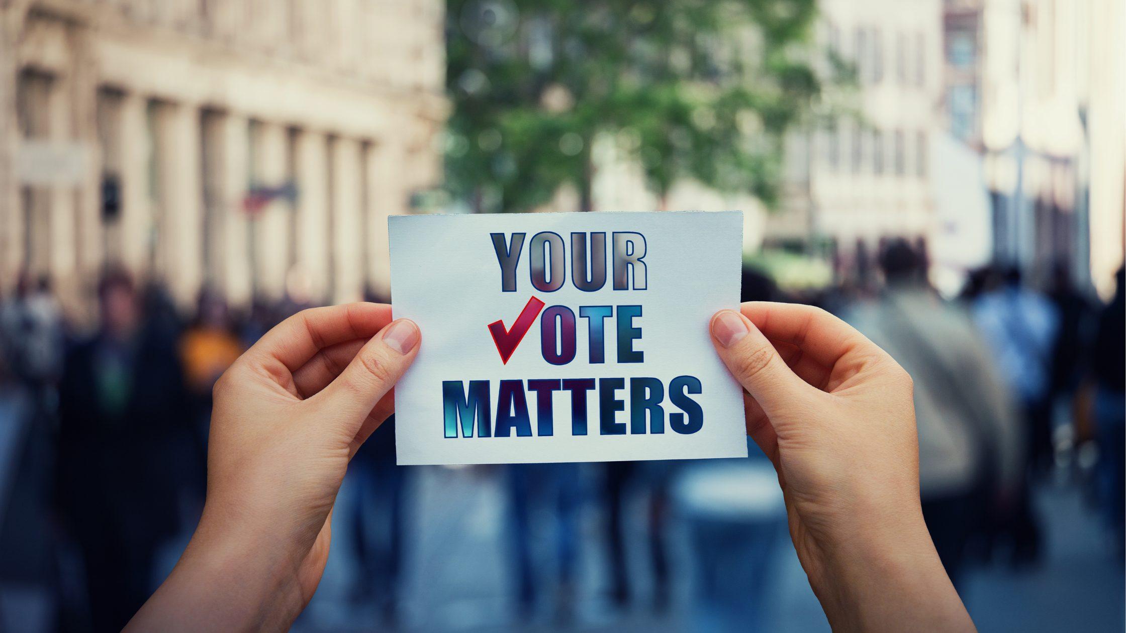 2020 Voter Information