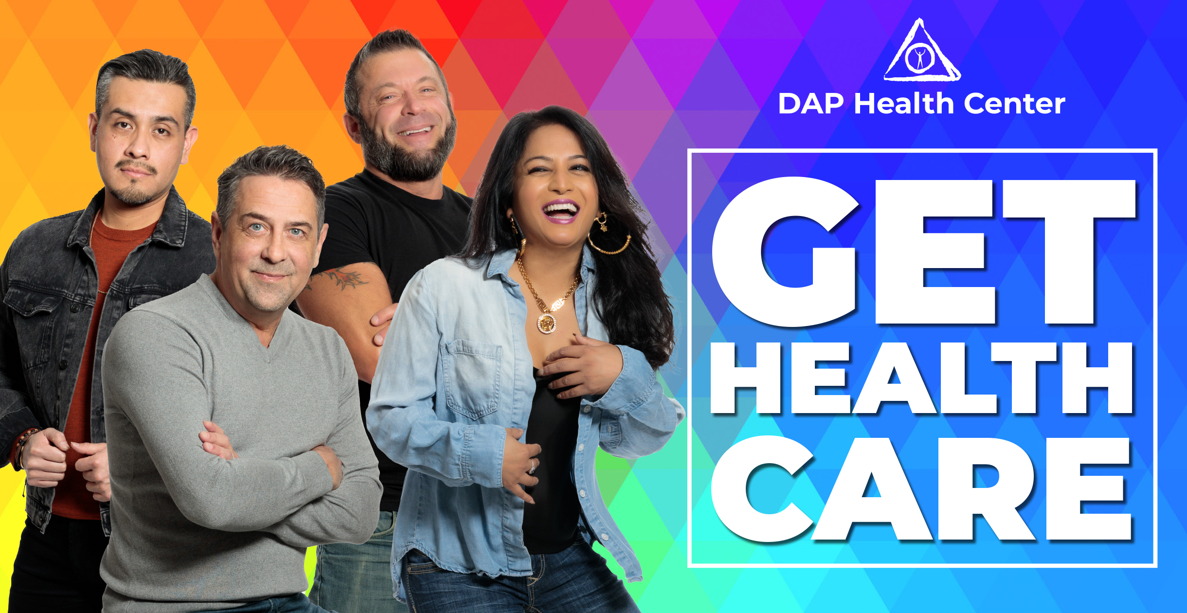 Get Insurance and Care with DAP