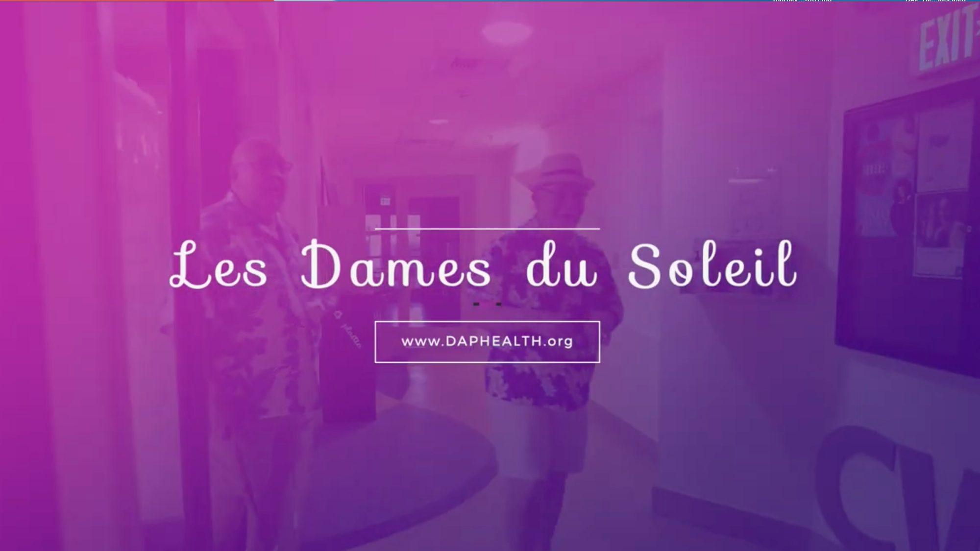 DAP Health Unveils New Les Dames du Sole …