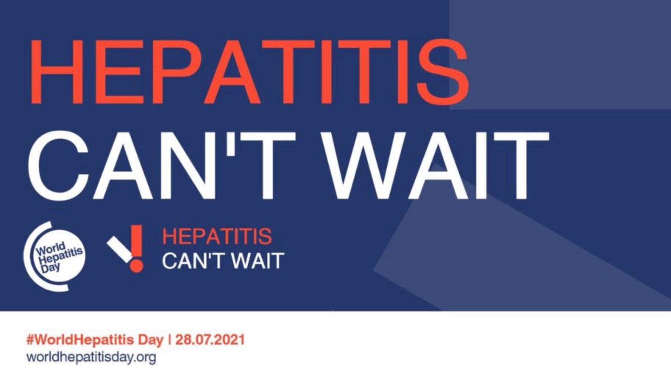 DAP Health marks World Hepatitis Day wit …