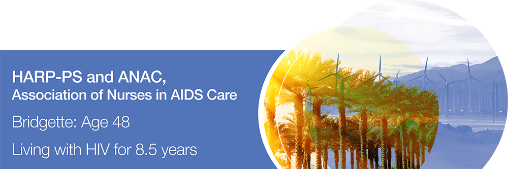 Conversations about HIV and Aging Bridge …