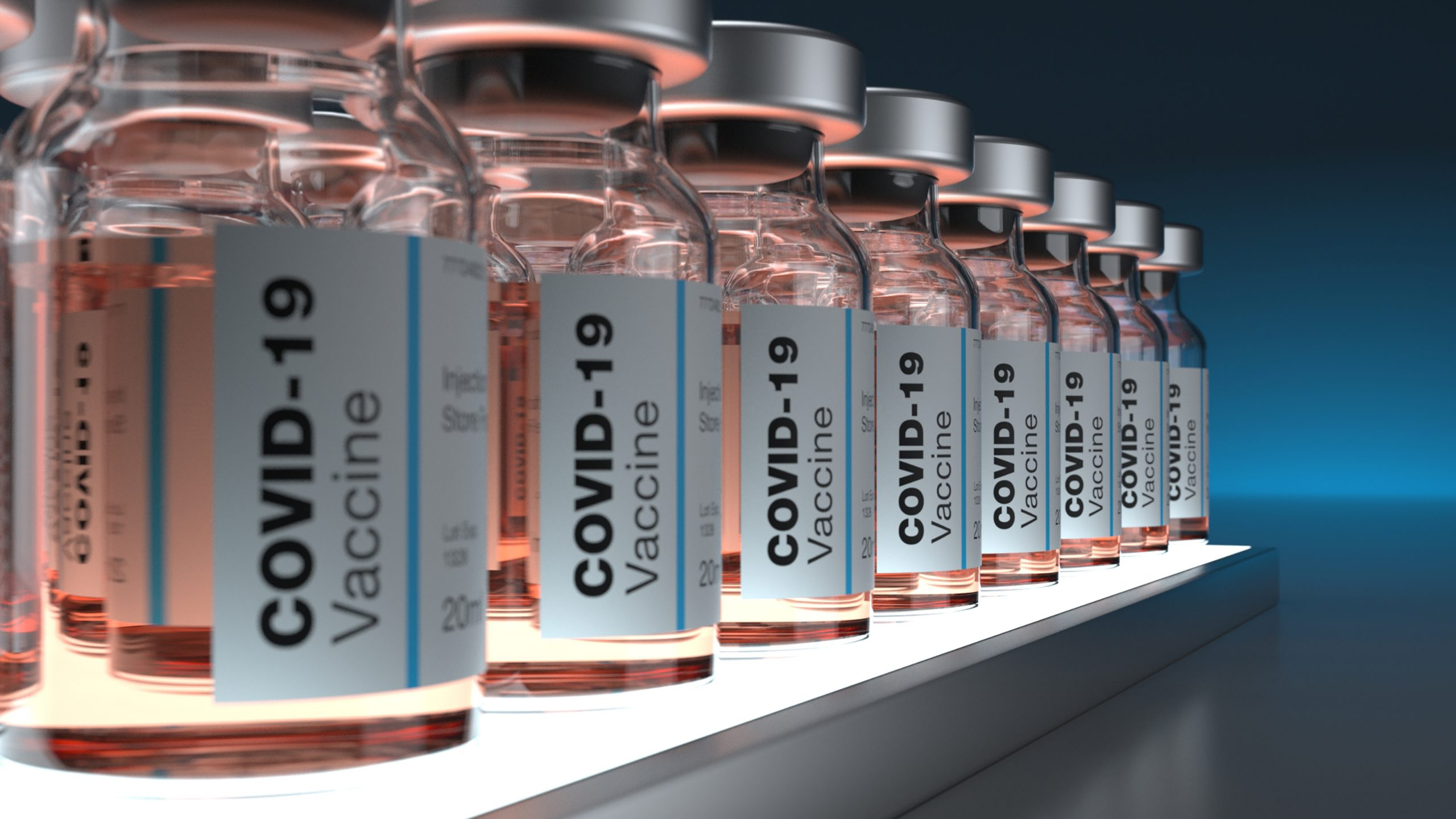 COVID-19 vaccine: A message from Dr. Dav …